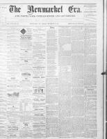 Newmarket Era (Newmarket, ON1861), December 24, 1869