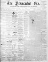 Newmarket Era (Newmarket, ON1861), December 31, 1869