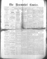 Newmarket Courier (Newmarket, ON), January 14, 1869
