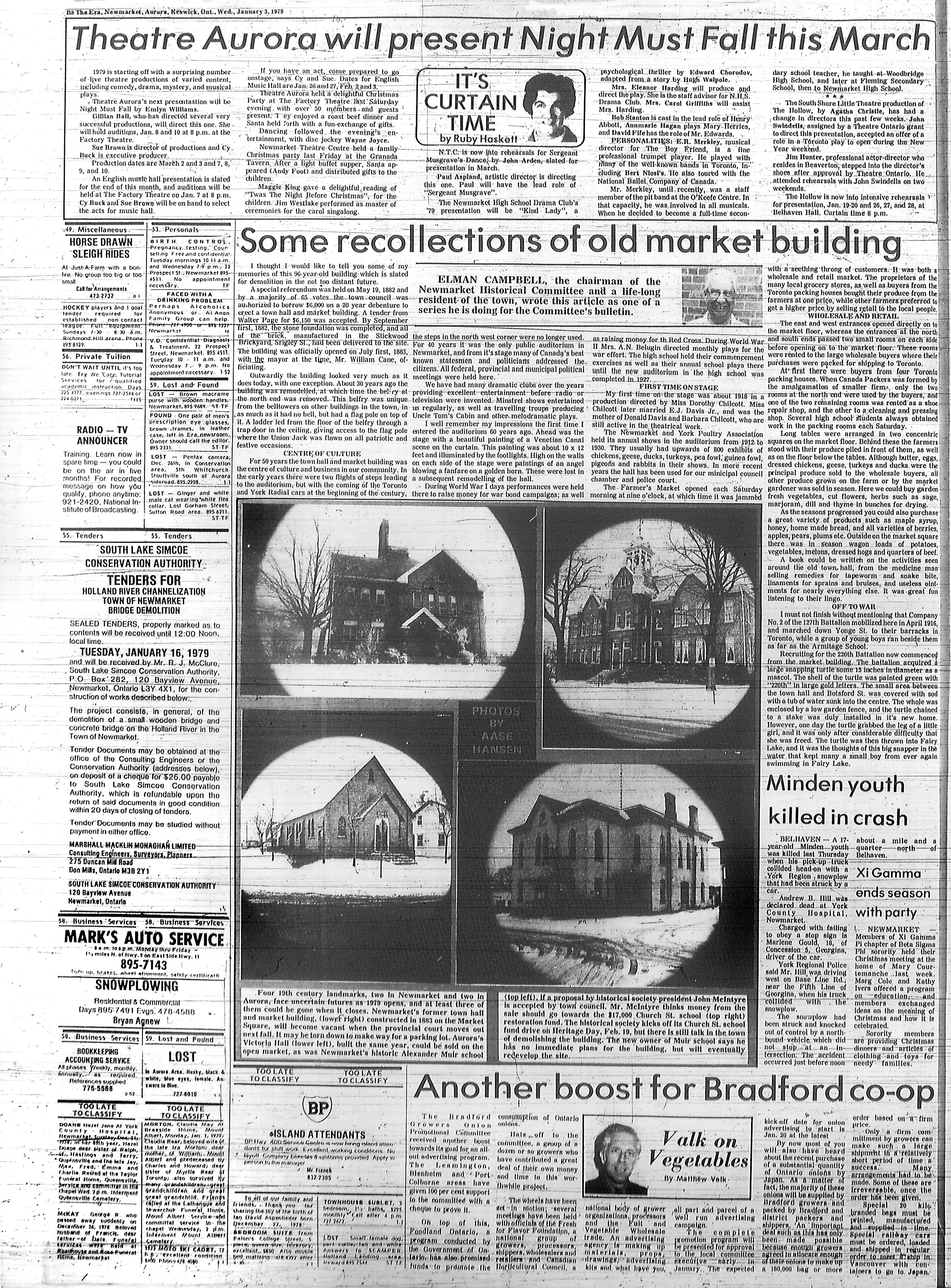 The Era (Newmarket, Ontario), Jan. 3, 1979