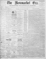 Newmarket Era (Newmarket, ON1861), January 28, 1870