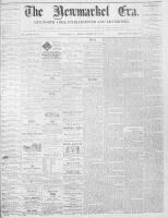 Newmarket Era (Newmarket, ON1861), February 4, 1870