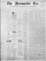 Newmarket Era (Newmarket, ON1861), February 18, 1870