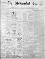 Newmarket Era (Newmarket, ON1861), February 25, 1870