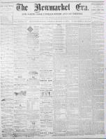 Newmarket Era (Newmarket, ON1861), March 4, 1870