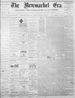 Newmarket Era (Newmarket, ON1861), March 18, 1870