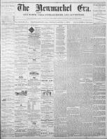 Newmarket Era (Newmarket, ON1861), April 1, 1870
