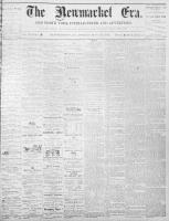 Newmarket Era (Newmarket, ON1861), May 27, 1870