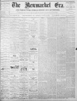 Newmarket Era (Newmarket, ON1861), June 3, 1870