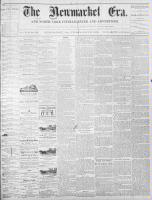 Newmarket Era (Newmarket, ON1861), July 8, 1870