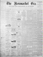 Newmarket Era (Newmarket, ON), August 26, 1870
