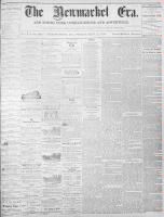 Newmarket Era (Newmarket, ON), September 2, 1870