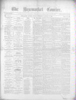 Newmarket Courier (Newmarket, ON), January 13, 1870
