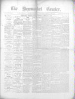 Newmarket Courier (Newmarket, ON), February 3, 1870