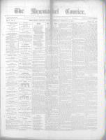 Newmarket Courier (Newmarket, ON), February 10, 1870
