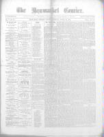 Newmarket Courier (Newmarket, ON), March 10, 1870