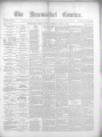 Newmarket Courier (Newmarket, ON), April 14, 1870