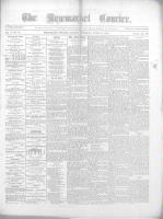 Newmarket Courier (Newmarket, ON), April 21, 1870