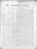 Newmarket Courier (Newmarket, ON), June 9, 1870