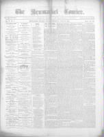 Newmarket Courier (Newmarket, ON), June 23, 1870
