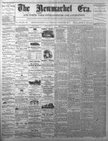 Newmarket Era (Newmarket, ON1861), June 23, 1871