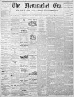 Newmarket Era (Newmarket, ON1861), July 7, 1871