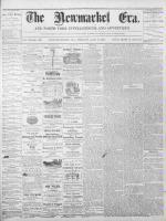 Newmarket Era (Newmarket, ON1861), August 4, 1871