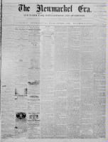 Newmarket Era (Newmarket, ON), March 1, 1872