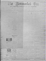 Newmarket Era (Newmarket, ON), April 5, 1872