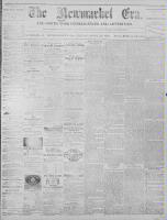Newmarket Era (Newmarket, ON), April 26, 1872