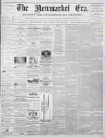 Newmarket Era (Newmarket, ON1861), May 24, 1872