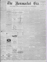 Newmarket Era (Newmarket, ON1861), June 21, 1872