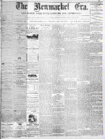 Newmarket Era (Newmarket, ON1861), August 30, 1872