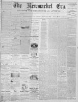 Newmarket Era (Newmarket, ON1861), September 20, 1872