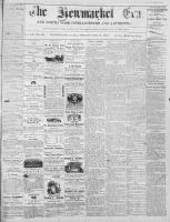 Newmarket Era (Newmarket, ON1861), October 11, 1872