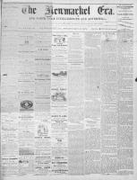 Newmarket Era (Newmarket, ON1861), November 8, 1872