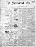 Newmarket Era (Newmarket, ON1861), December 6, 1872