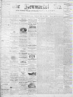 Newmarket Era (Newmarket, ON1861), December 20, 1872