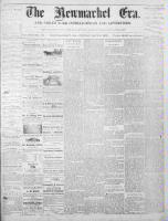 Newmarket Era (Newmarket, ON), May 9, 1873