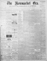 Newmarket Era (Newmarket, ON1861), May 30, 1873