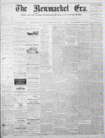 Newmarket Era (Newmarket, ON1861), June 6, 1873