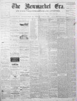 Newmarket Era (Newmarket, ON1861), June 13, 1873