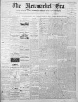 Newmarket Era (Newmarket, ON1861), June 20, 1873
