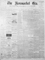 Newmarket Era (Newmarket, ON1861), June 27, 1873