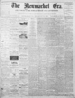 Newmarket Era (Newmarket, ON1861), July 4, 1873