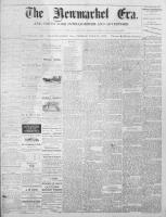 Newmarket Era (Newmarket, ON1861), July 11, 1873