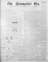 Newmarket Era (Newmarket, ON1861), August 15, 1873