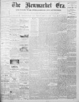 Newmarket Era (Newmarket, ON1861), September 5, 1873