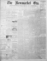 Newmarket Era (Newmarket, ON1861), September 12, 1873