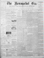 Newmarket Era (Newmarket, ON1861), September 26, 1873